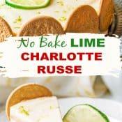 No-Bake Lime Charlotte Ice Box Cake v2-2-Photo Pin-2