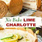 No-Bake Lime Charlotte Ice Box Cake v8-2-Photo Pin-2
