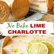 No-Bake Lime Charlotte Ice Box Cake v9-2-Photo Pin