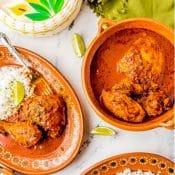 1-photo pin for Instant Pot Achiote Chicken - Pollo Pibil