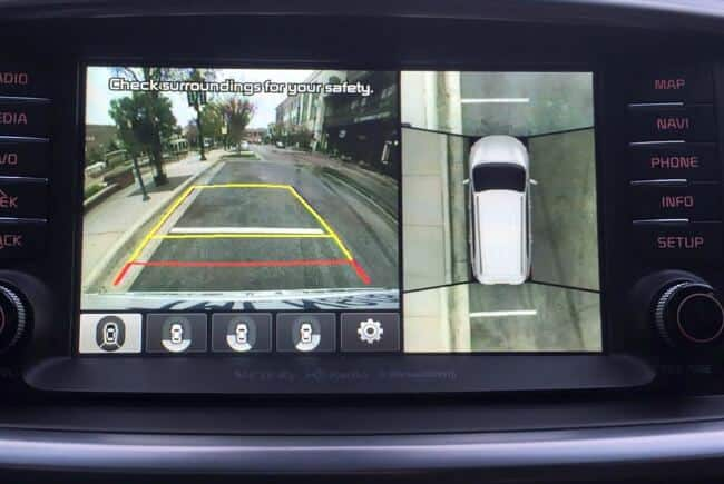 2016 Kia Sorento AWD All Around Camera