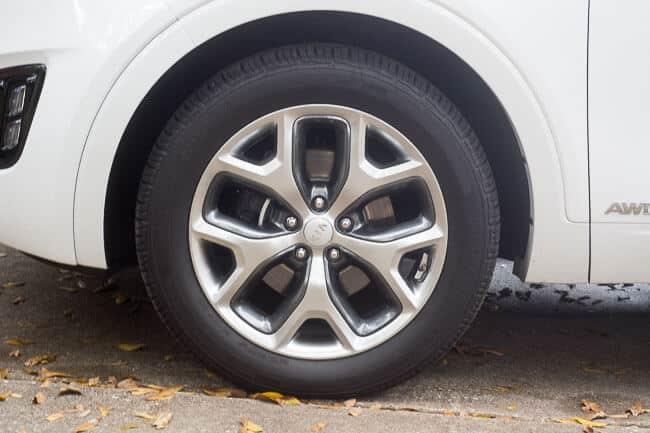 2016 Kia Sorento SXL AWD
