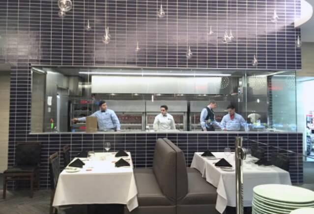 Fogo De Chao Kitchen