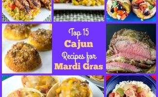 Top 15 Cajun Recipes for Mardi Gras
