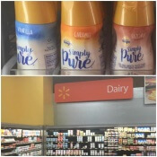 International Delight Simply Pure In-Store Photo