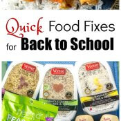 Quick Food Fixes for Back to School #BabbleBoxxBTS