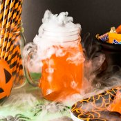 Easy Spooky Kid-Friendly Halloween Brew and Halloween Savings